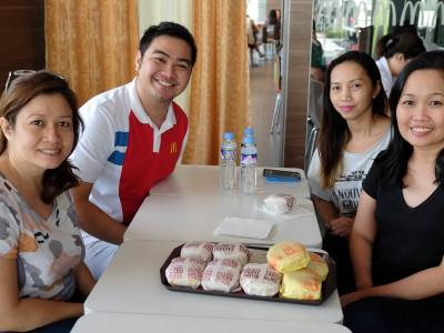 McDonald's Kitchen Tour