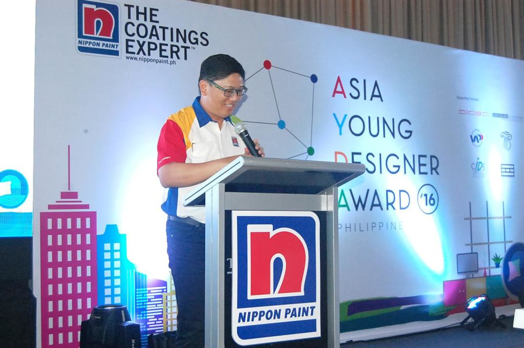 Nippon Paint launches Asia Young Designer Award 2016