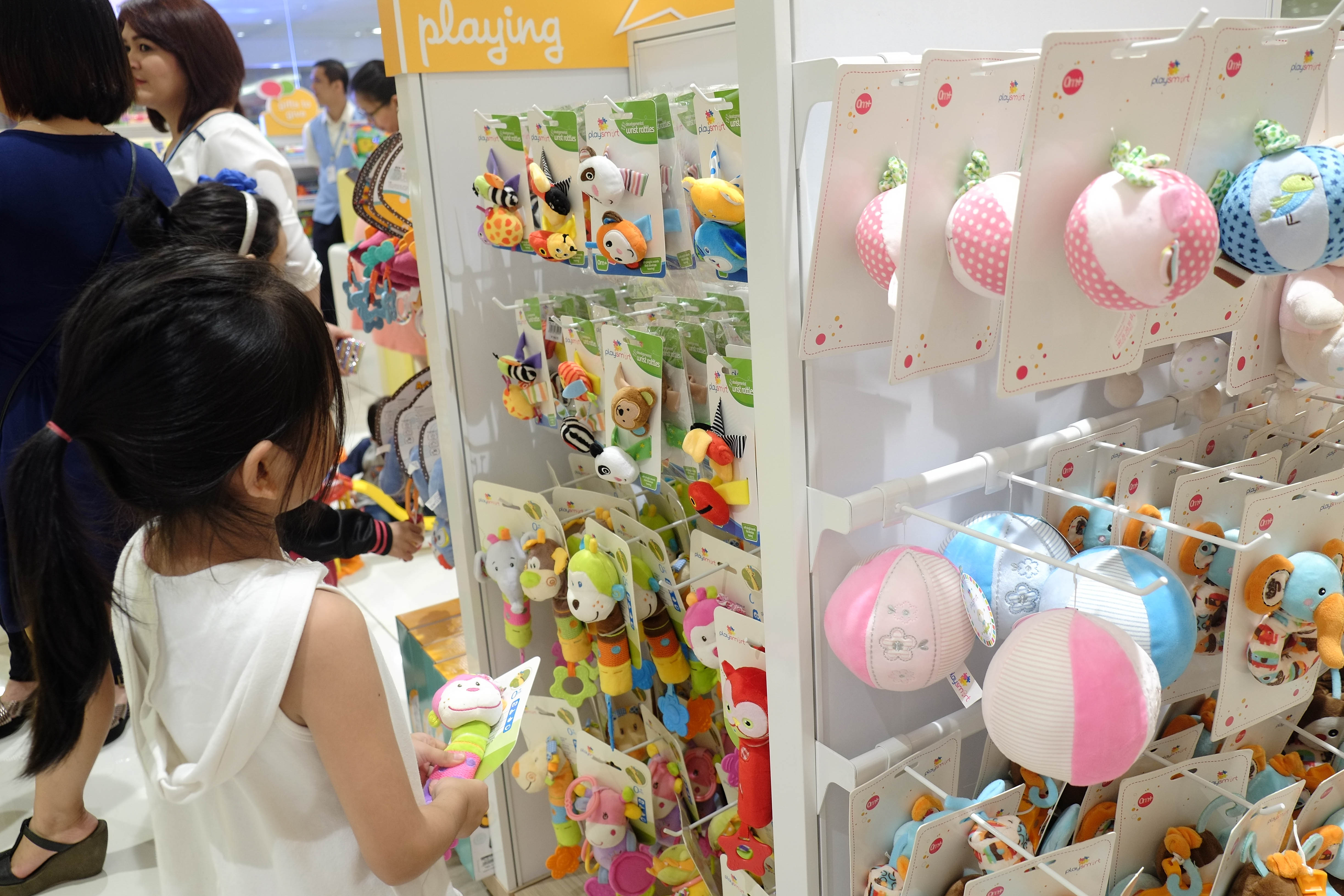 Celebrity Moms Came To Witness Baby Company's 62nd Store
