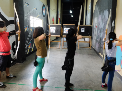 the archery academy