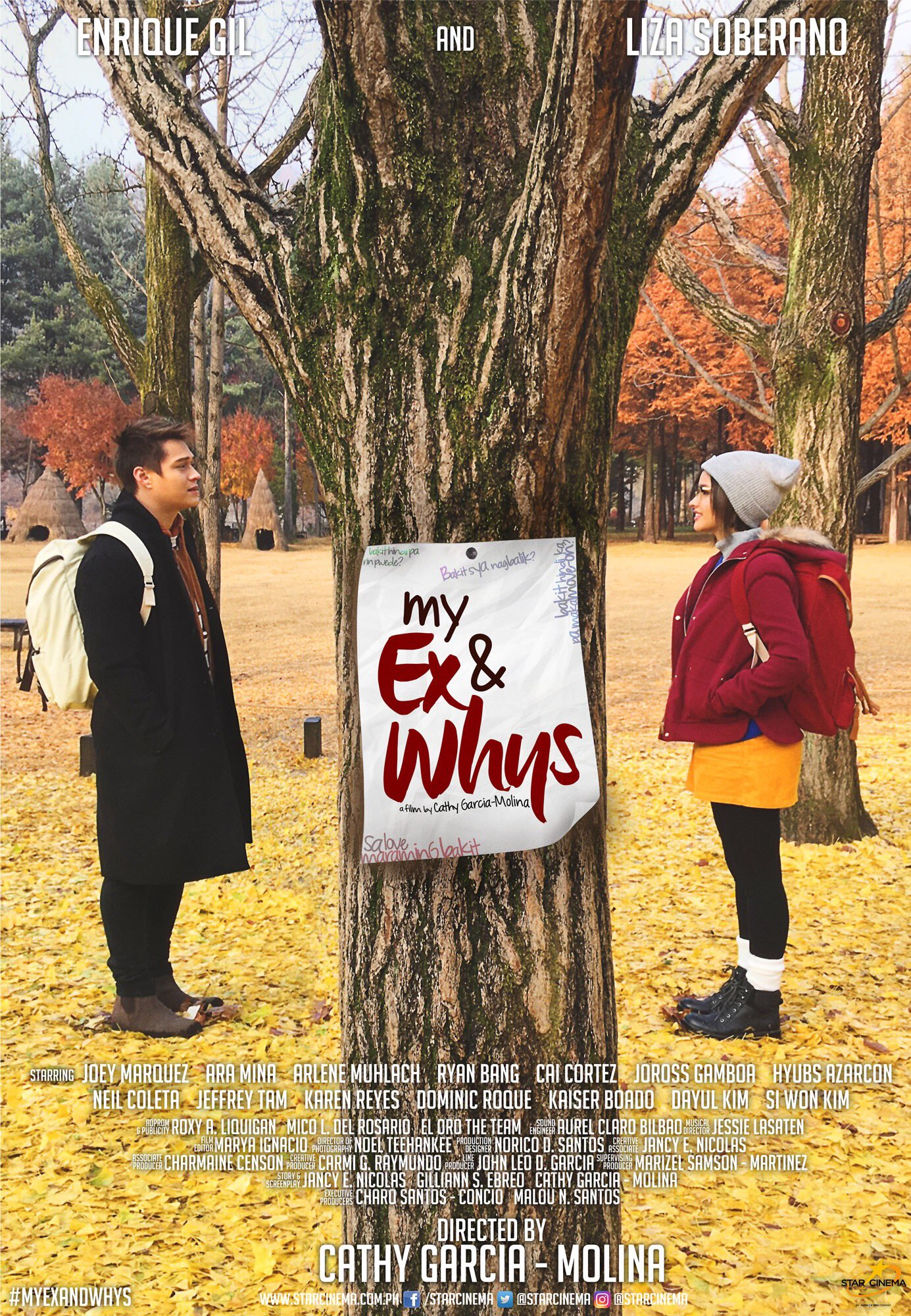 My Ex and Whys poster