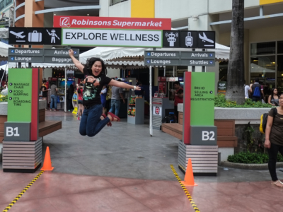 Robinsons Route to Wellness