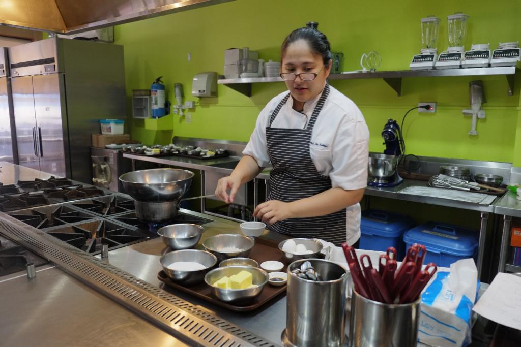 Chef May Martinez