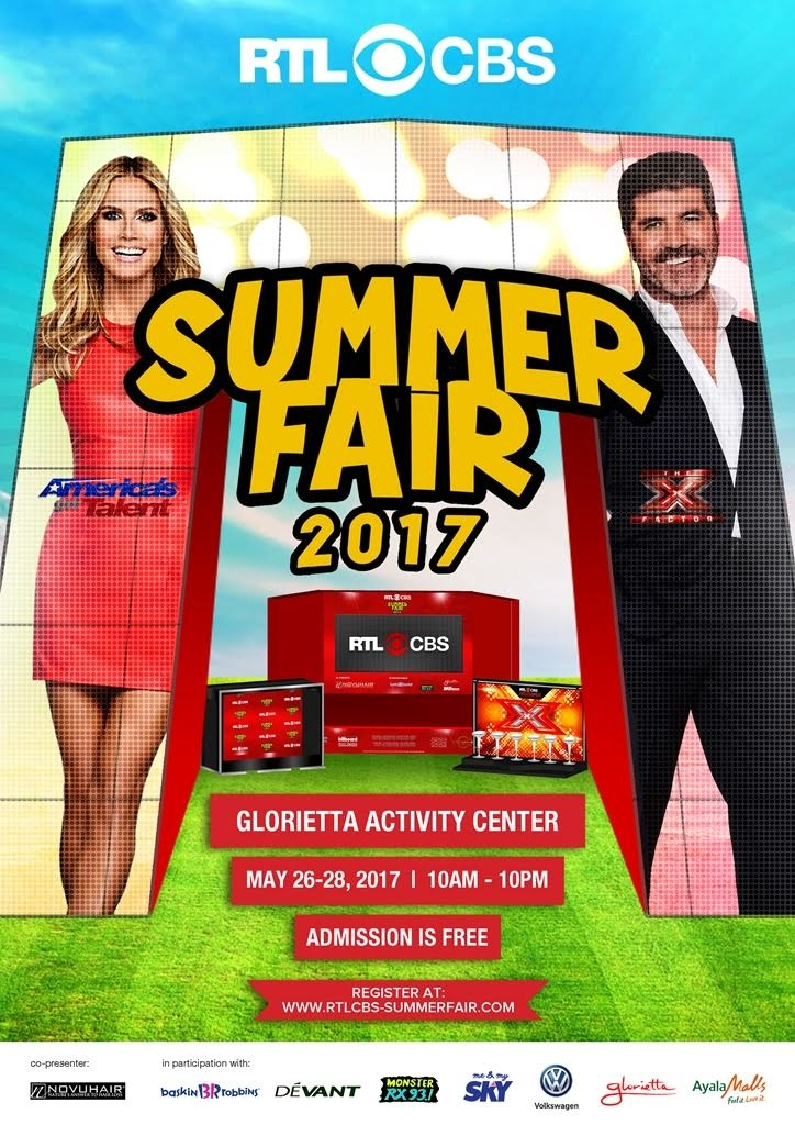 RTL CBS Summer Fair