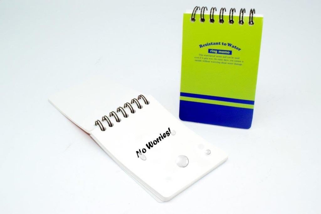 Daiso Notepad