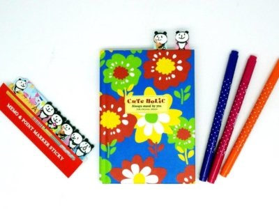 Daiso Stationary