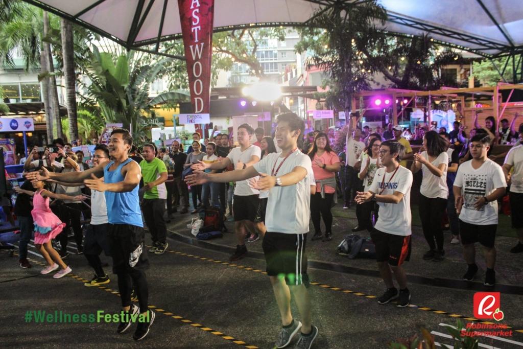 Robinsons Wellness Festival