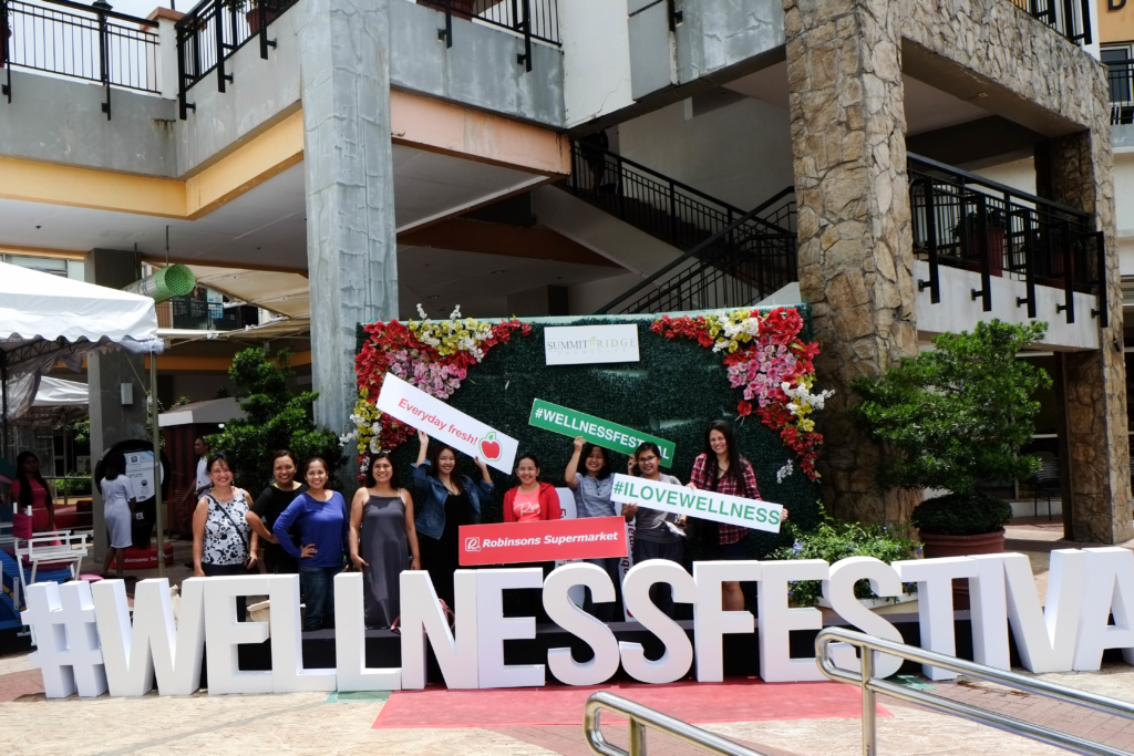 #WellnessFestival