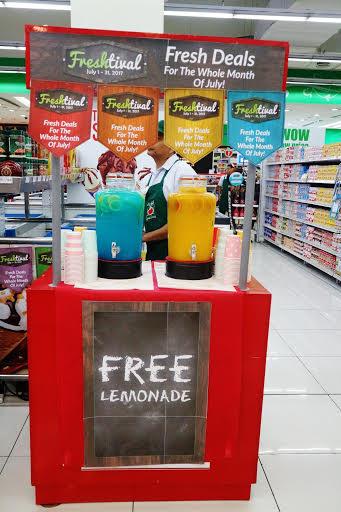 freshtival lemonade
