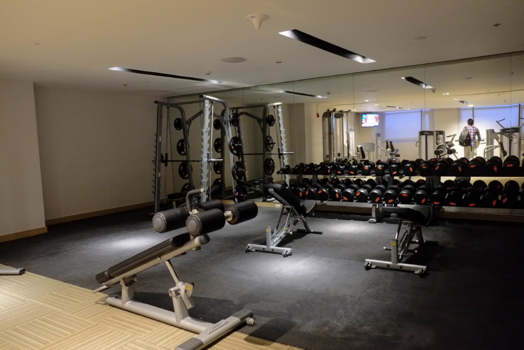 Gym Seda Vertis North