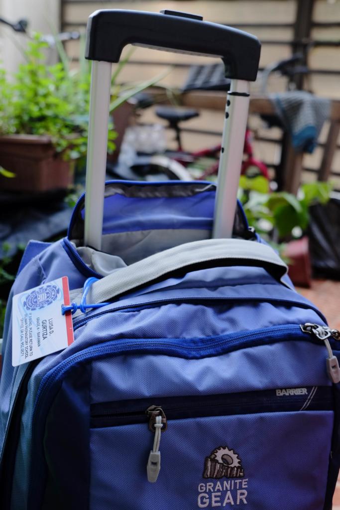 Granite Gear Wheeled Backpack