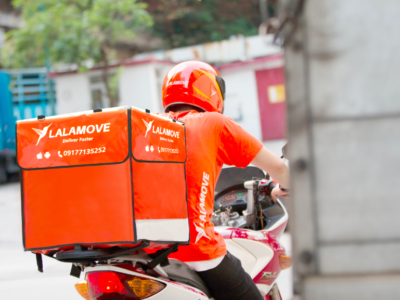 lalamove delivery service