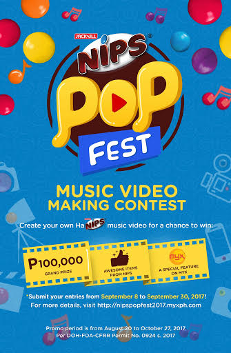 Nips Music Video Making Contest