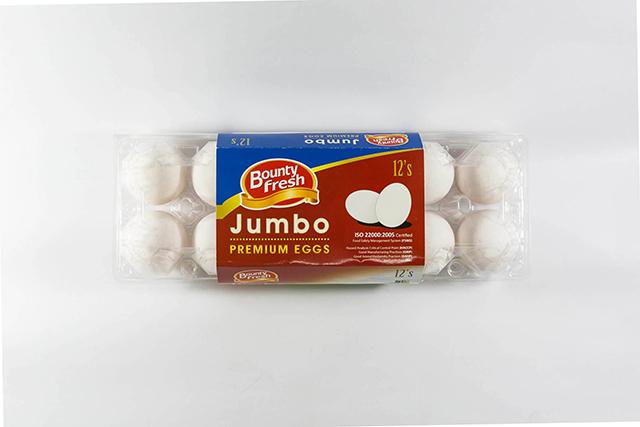 Bounty Fresh Eggs