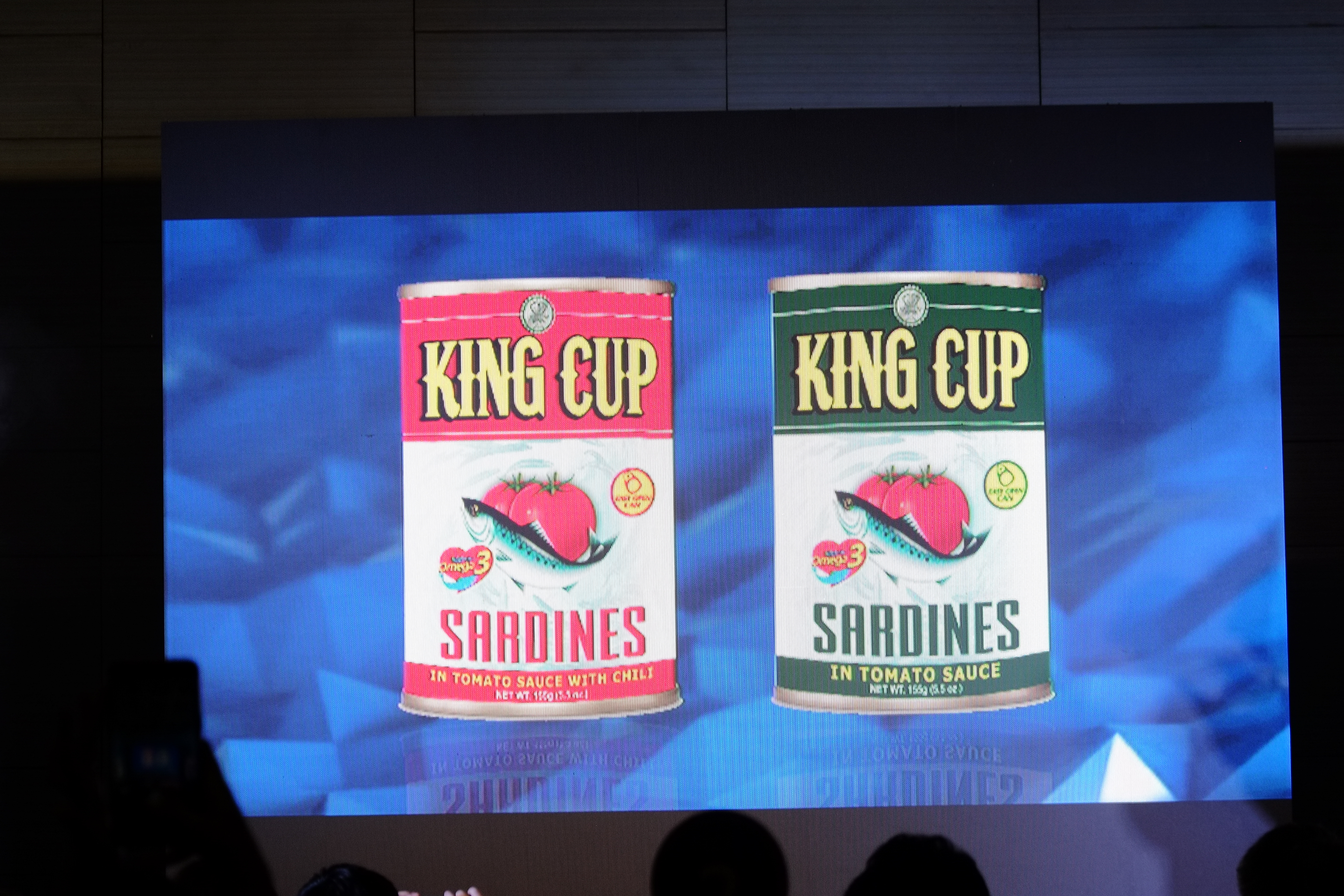 king cup sardines and coco martin joy gurtiza